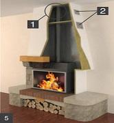 Порядок монтажа плит Rockwool Fire Batts